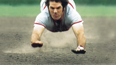 Cover of Pete Rose's book Play Hungry: The Making of A Baseball Player